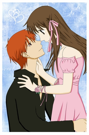 Kyo and Tohru. :3