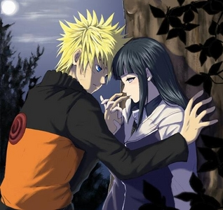 NaruHina! XD So meant to be!
