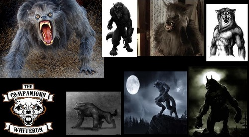 werewolf cus i want to be one SO BAD
