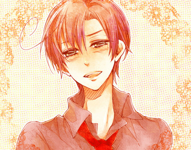 After digging through my 日本动漫 picture stock pile folder, I found this really cute picture of Romano from Hetalia! c: