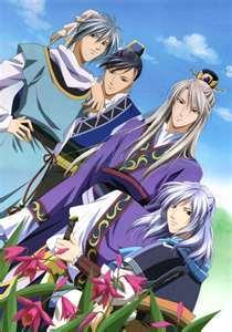 Sooo hard to choose just one so I am NOT, lol: Men of Saiunkoku Monogatari