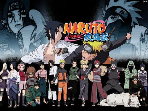 Naruto Shippuden ^^