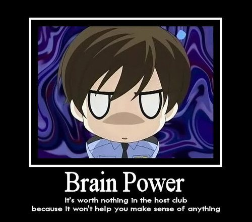 How about this one? It's from Ouran. xD