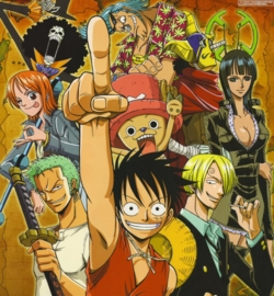 One Piece is an awesome anime