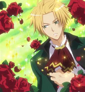 Usui Takumi with roses!!! (I'm surprised no one telah diposkan this already)