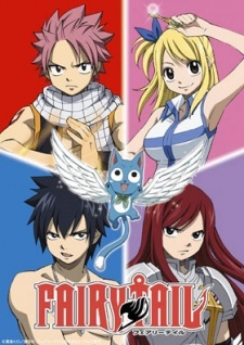 "except for Bleach i higly recommend Fairy Tail. Lucy, 17 years old, wants to become a mage. to do so she needs to 加入 a guild. she is looking for a special one called Fairy Tail. when she's passing through a small town she meets a boy called Natsu & his little cat-friend Happy. he's looking for someone called Igneel. he'd heard someone calling himself 蝾, 蝾螈 was in town. but unfortunately it wasn't him. Salamader then approaches Lucy saying he's from Fairy Tail. if u read about the plot on just... well anywhere i just think it sort of ruins the whole first episode. which could be 更多 like ""wow"" if they wouldn't write it all down everywhere :)) i don't wanna spoil anything at all so this is the best i can give u. Darker Than Black is not so bad either, according to me, the 2nd season is better 'cuz in the 1st it was so much info everywhere which just made me confused. but in the 2nd season it's 更多 action, so stay patient. i'm still a little mind-fucked about that 日本动漫 so i can't really explain what it's about... i can say that for some reason in some odd way the stars were replaced with fake stars. so now there r persons called contractors & others called dolls. (and also just regualr humans :) ) contractors have a mind of their own but no dreams. they each have a special power but in order to use it they have to pay a price. it can be anything, drink something, 吻乐队(Kiss) someone, sing... 玩偶 on the other hand can't decide for themselves. some have developed 更多 than others and can talk & think 由 themselves. they also have powers. they can send out a so called observation spirit for one thing. it can see everything like the person itself would. but it is sent to another place. (they can't be sent just anywhere, Yin can only send them through water for example. still don't really get everything about 玩偶 but i think they have 更多 powers than that. never really got the story 'cuz like i said, SO MUCH INFO. but i'm gonna rewatch it sometime. it buggs me not to be an expert..."
