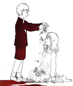 Does rose petals count X) Johan and Anna Liebert
