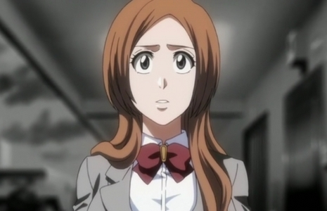 I'm going to tell wewe the truth. She is loved kwa some people but I can pretty assure wewe that she's disliked kwa at least 75 % of the Bleach fandom. In the first episodes she was OK. She was a little crazy, but she was funny and even nice. But when wewe get to know her character better wewe really start disliking her. The first thing I can't stand about her is her lack of determination, she's a silly-crying girl whose only purpose in life is clinging to Ichigo and has an ill obsession of being protected kwa him. As shown in many episodes throughout the series. For example, she only went to the Soul Society with the purpose of being inayofuata to Ichigo, not for improving her powers au for saving Rukia. Plus, most times we don't know how she manages to get in trouble and getting out practicly unharmed because all the damage was taken kwa her friends. I also hate that she says she loves Ichigo so much, but her actions don't demonstrate that, at least that's what I think. For example, she's always imagining Ichigo different from who he is in reality (and I think that if she loved him, she would accept him just the way he is without changes of any type). She got afraid of his Hollow appearance and even didn't recognize him (WTF??? If he was her true love, she would surely recognize him, wouldn't she?). Besides she's far away from making him happy, because instead of cheering him up she only manages to take him down (as shown when she screamed and begged him to save her, man! how selfish was that!, instead of healing him au bravely facing their enemy. Hollow Ichigo returned from death turned into a Vasto Lorde, which he himself ended up hating for having hurt his friend Uryu and dishonoured Ulquiorra). In addition to her annoying and plain personality, let's talk about her 'powers'. They are really unique and helpful...if only she developed them properly! *sigh* She's supposed to be able to protect, heal and attack...but she's only able (in reality) to get in the way 