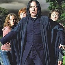 All Snape scenes....But this one stands out
