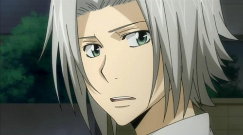 Anime Characters Grey Hair : Post a pic of your favorite anime character with white