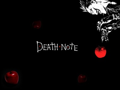 Ryuk from Death note!