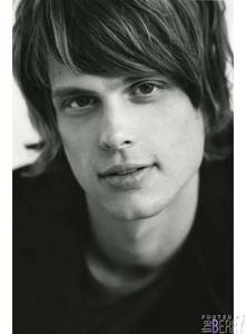 Mathew Gray Gubler, A.K.A. Dr. Spenser Reid in Criminal Minds. :D