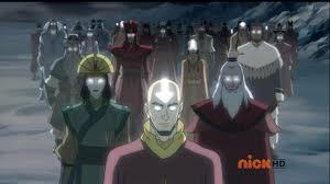Nope, as the Avatar, I learned about my past lives. I was Korra, Aang, Roku, Kyoshi, Yeng Chen, Kuruk, ect.