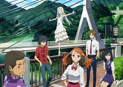 AnoHana... It's just... TT_TT