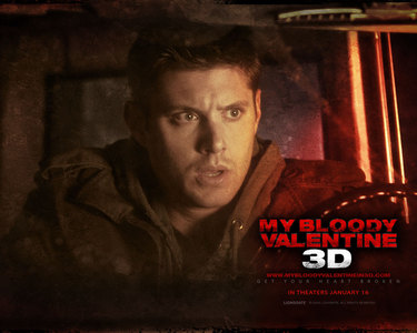 Dan Ewing hasnt been in any really so i will do Jensen Ackles. I like him in My Bloody Valentine : 3D.