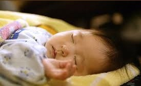 is it okay if i just post my nephew that's my sister's son :) when he was born :D