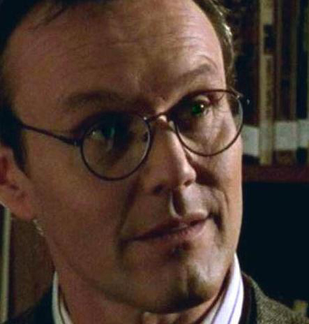 Giles from Buffy the Vampire Slayer is mighty cute.