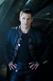 My favourite tv show is farscape and he is John, the main character.