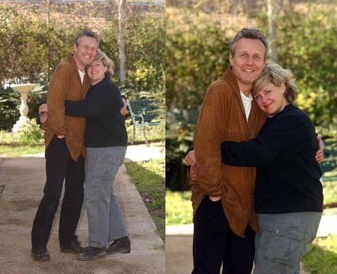 Tony and Sarah Fisher