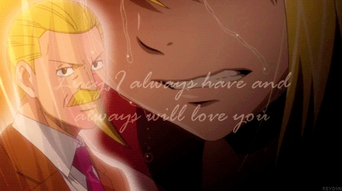 *SPOILER ALERT* (Fairy Tail) Lucy Heartfilia. not in the beginning, 'cuz then her dad is still alive but it's so sad when he dies. i'm not gonna tell the whole story but i really felt like crying!