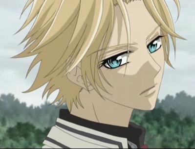 Aidou Hanabusa from Vampire Knight