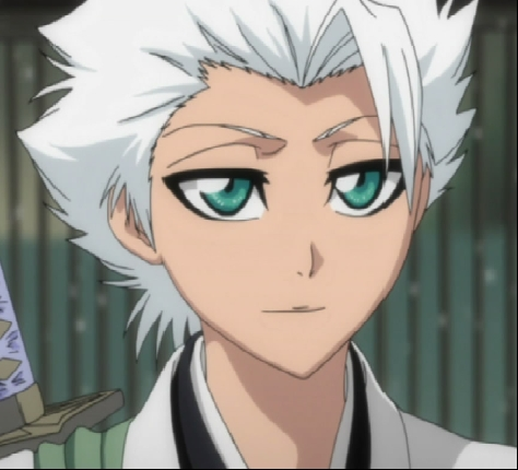 There are way too many to pick just one so ill go with the one im loving right now! Toshiro Hitsugaya. Ive got a thing for the white hair!! <3