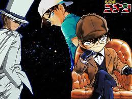 detective conan(almost caught up) and deadman wonderland :)