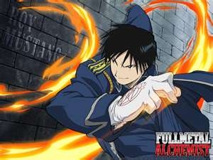 i'm wit u....but if i must choose another.... Roy mustang AKA The Flame Achemist.