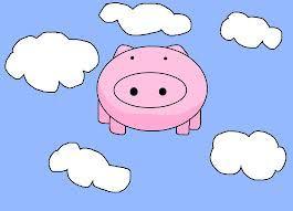 wow! 7 mins?? thats pretty good..... :D as cool az a flying pig! ;)