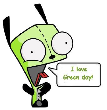 Me: I Cinta GREEN DAY!!!!