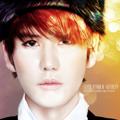 this.. but.. since kyu is soo handsome, it's hard to choose.. TT-T