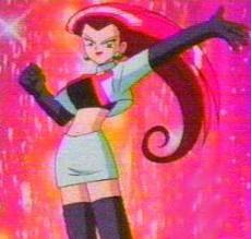 Jessie from Pokemon!! how has no one পোষ্ট হয়েছে this!! and Iris has CRAZZY hair too!