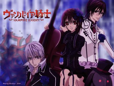 There are few- Vampire Knight, Kaichou wa Maid sama!, Энджел Beats!, OHSHC.