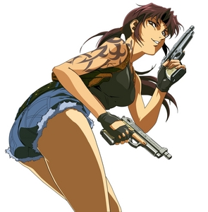 Revi from Black Lagoon :)