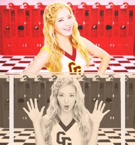 Dancing Queen Hyo~!