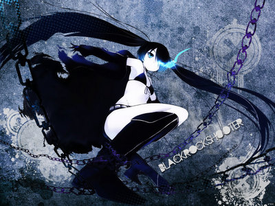 """Black ★ Rock Shooter was originally a Song sung দ্বারা Hatsune Miku. Eventually, there was an OVA, and now there is an জীবন্ত called """"Black ★ Rock shooter TV"""" I heard rumors about a জাপানি কমিকস মাঙ্গা & Light Novel too."""