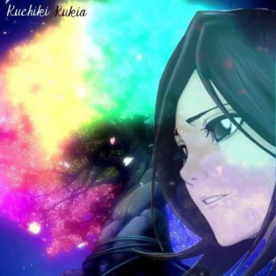 Kuchiki Rukia from Bleach :)