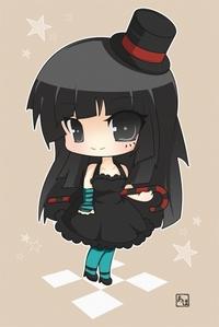 Chibi Mio K-on!!