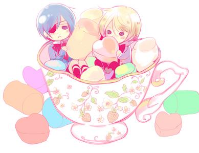 Alois and Ciel :33
