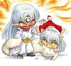 Inuyasha and Sesshomaru ^.^