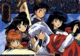InuYasha have fighting and is funny !