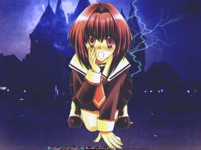 Karin. The 日本漫画 is called 《K.O.小拳王》 Vampire. Here's the 粉丝 club: http://www.fanpop.com/spots/karin-chibi-vampire