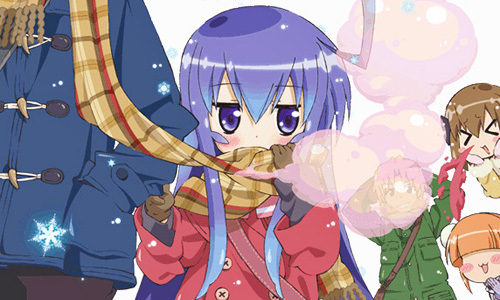 Tsumiki from Acchi Kocchi is super fun sized.. and adorable X3