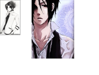 A tie between Uchiha Sasuke and Sebastain Michaelis. I had issues with this, LOL.