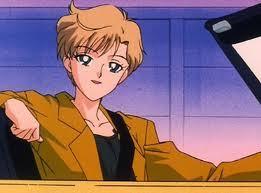 Haruka Tenoh - Sailor Uranus.