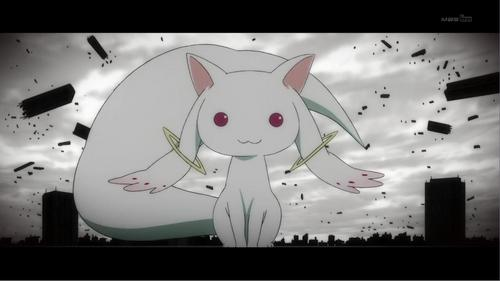 Kyubey! It's just... DAAWWWWWWW