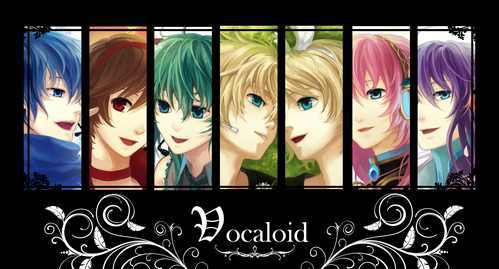 Luka from the vocaloids :3