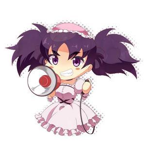 I Liebe this one of Minene Uryuu from Mirai Nikki