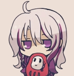 Let me tell wewe something about Sound Horizon. /knifed Nah, maybe not. Anyhow, it seems to be Elef holding a Daruma doll, I believe. I'm not sure.