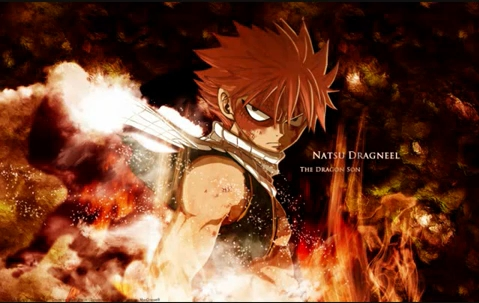 Name: Natsu Dragneel Magic: apoy Likes: Battling my info: Its like natsu is about to launch an ATTACK!
